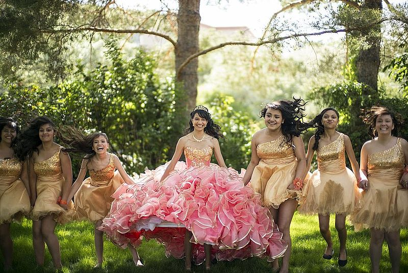 Quinceanera Party Bus Rental Services in Chicago
